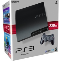 Sony PS3 Slim 320GB (UK Import)
