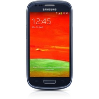 Samsung Galaxy S III mini Value Edition blau