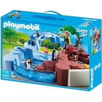 Playmobil SuperSet Pinguinbecken (4013)