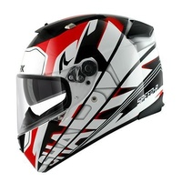 Shark Speed-R 2 Craig White/Black/Red