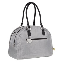 Lässig Gold Label Bowler Bag Metallic silver