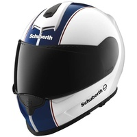 Schuberth S2 Lines White/Blue/Red