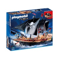 Playmobil Pirates Piraten-Kampfschiff (6678)