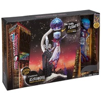 Mattel Monster High Kometen-Schwebestation und Astranova (CHW58)