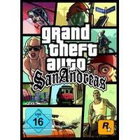 Grand Theft Auto: San Andreas (Download) (PC)