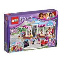 Lego Friends Heartlake Cupcake-Café (41119)