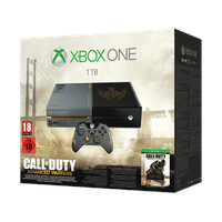 Microsoft Xbox One 1TB + Call of Duty: Advanced Warefare (Limited Edition)