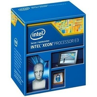 Intel Xeon E3-1231 v3 3,4 GHz Box (BX80646E31231V3)
