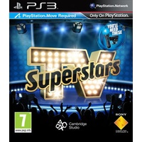 TV Superstars (Move) (PS3)