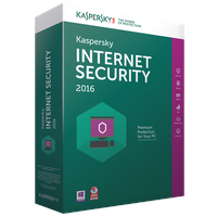 Kaspersky Lab Internet Security 2016 DE Win