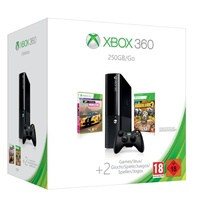 Microsoft Xbox 360 250GB + Borderlands 2 + Forza Horizon (Bundle)