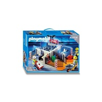Playmobil SuperSet Bauhof (4135)