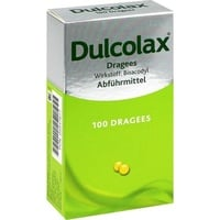 KOHLPHARMA GMBH DULCOLAX Dragees magensaftresistente Tabletten 100 St