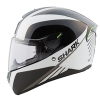 Shark Skwal Spinax Black/White/Silver