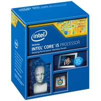 Intel Core i5-4460 3,2 GHz Box (BX80646I54460)