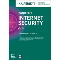 Kaspersky Lab Internet Security 2015 3 User ESD DE Win
