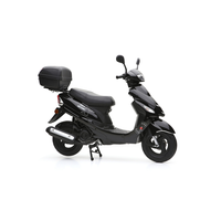 Nova Motors City Star Touring 50 ccm 3,0 PS 45 km/h schwarz
