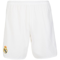 Adidas Real Madrid Herren Heim Short 2015/2016 white/clear grey XL