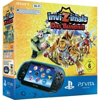 Sony PS Vita WiFi + Invizimals: Das Bündnis (Bundle)