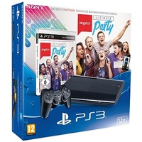 Sony PS3 12GB schwarz + Singstar Ultimate Party (Bundle) (EU Import)