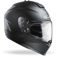 HJC Helmets IS-17 Rubbertone-Black