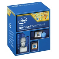 Intel Core i5-4690K 3,5 GHz Box (BX80646I54690K)