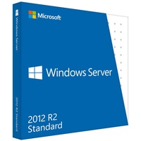 Microsoft Windows Server 2012 R2 Standard OEM DE