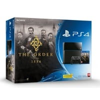 Sony PS4 500GB + The Order: 1886 (Bundle)
