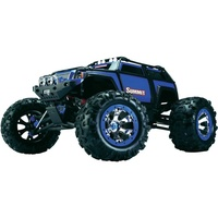 TRAXXAS Monstertruck Summit 4CH RTR blau (5607)