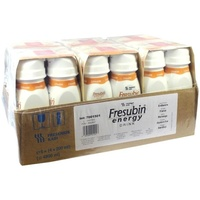 Fresenius Fresubin energy DRINK Erdbeere 6x4x200 ml