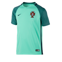 Nike Portugal Trikot Away 2016 grün