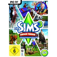 Die Sims 3: Einfach tierisch (Add-On) (Download) (PC/Mac)