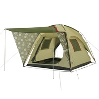 10T Outdoor Equipment Flowerville 4 grün