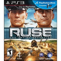 R.U.S.E. - Don't believe what you see (PEGI) (PS3)