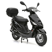 Nova Motors City Star Touring 125 ccm 6,7 PS 82 Km/h schwarz