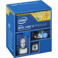 Intel Core i7-4770K 3,5 GHz Box (BXF80646I74770K)
