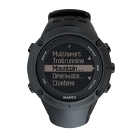 Suunto Pulsuhr Ambit3 Peak HR black