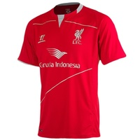Warrior FC Liverpool Herren Trainings Trikot rot M