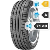 Michelin Pilot Sport 3 225/40 ZR18 92Y