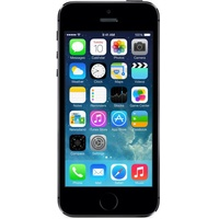 Apple iPhone 5s 16GB spacegrau mit Vertrag