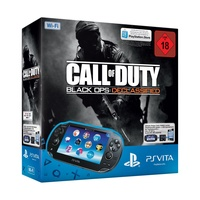 Sony PS Vita WiFi + Call of Duty: Black Ops Declassified + 4GB Speicherkarte (Bundle)