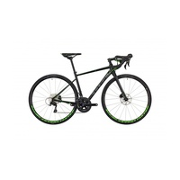 Cube Attain SL 28 Zoll RH 56 cm black´n´green 2016