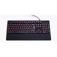 Func Gaming Tastatur KB-460 MX-Red DE schwarz (FUNC-KB-460-DE)