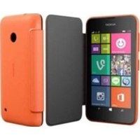 Nokia CC-3087 Flip Shell orange für Lumia 530