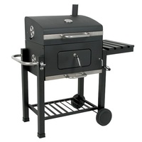 Holzkohlegrill Black Oak