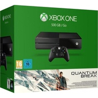 Microsoft Xbox One 500GB + Quantum Break (Bundle)