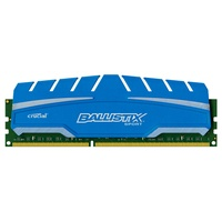 Crucial Technology Ballistix Sport XT 8GB Kit DDR3 PC3-12800 (BLS2C4G3D169DS3CEU)