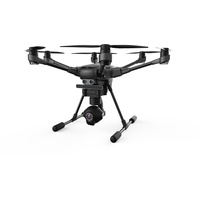 YUNEEC Typhoon H Advance RTF Quadcopter, CG03, FPV, Lipo Akku, Wizard