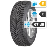 Goodyear Vector 4Seasons G2 165/70 R14 81T