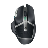 Logitech Wireless Gaming Mouse G602 schwarz (910-003820)